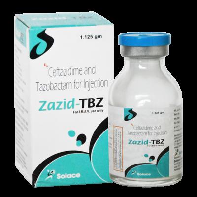 zazid-tbz criitcare product